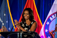 Veteran's Initiative Summit with First Lady Michelle Obama, Grand Hyatt DC 10/08/15